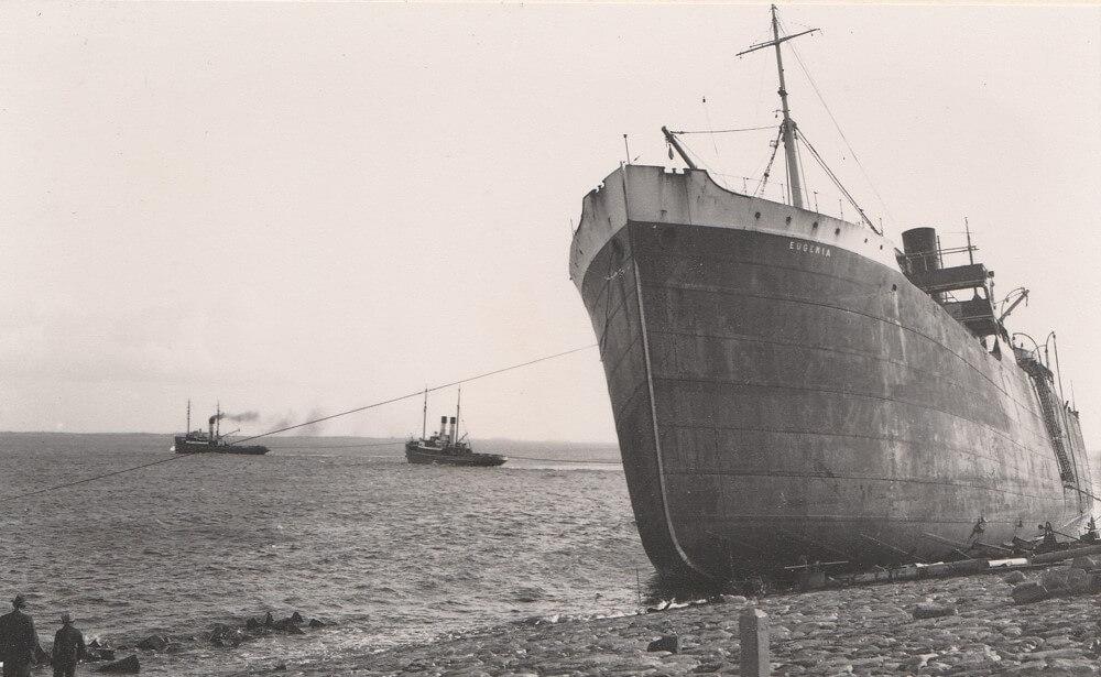 De Drente en Limburg staan vast op het achterschip van de Eugenia