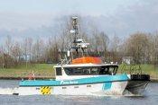 Ombouw catamarans - 28 oktober